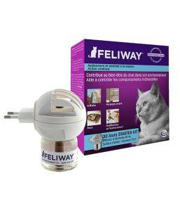 Feliway Zerstäuber und Nachfüllpack - Anti-Stress-Mittel für Katzen