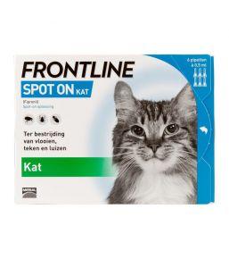 Frontline Spot On für Katzen – Gegen Flöhen und Zecken