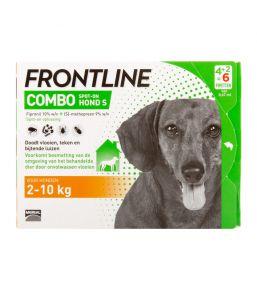Frontline Combo™ - Pipetten gegen Flöhe und Zecken für Hunde – Merial / Direct-Vet