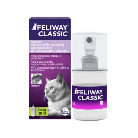 Feliway Classic Spray - Anti-Stress für Katzen