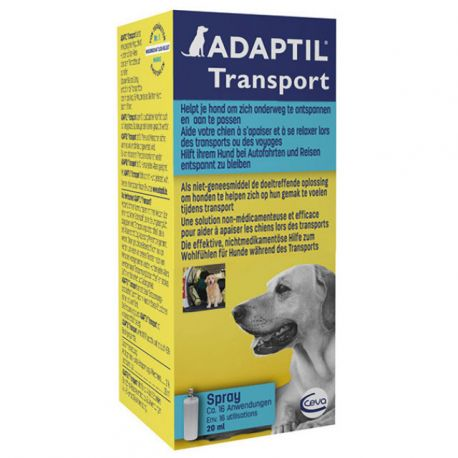 Adaptil transport - Anti-Stress Spray für Hunde
