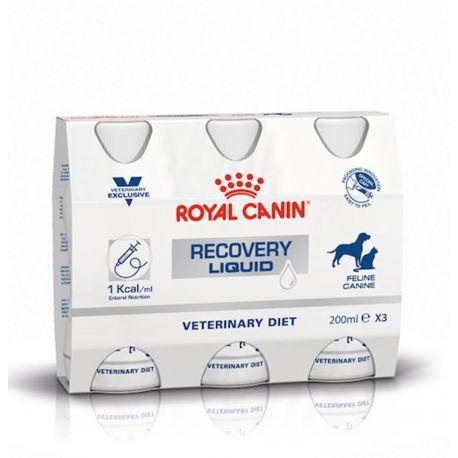 Royal Canin Recovery Liquid - Alleinfutter für Katzen und Hunde