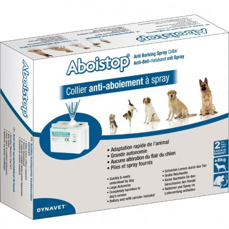 Aboistop - Kit collier complet +8